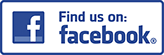Facebook logo and link to Blackpool Aquatics facebook page